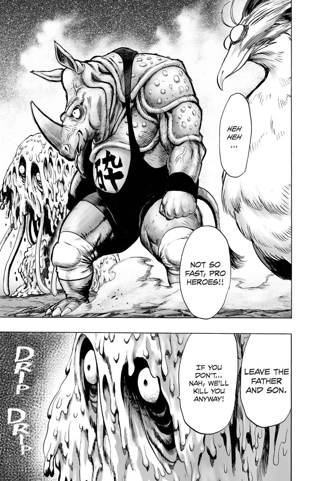 One-Punch Man Chapter 58 Page 12