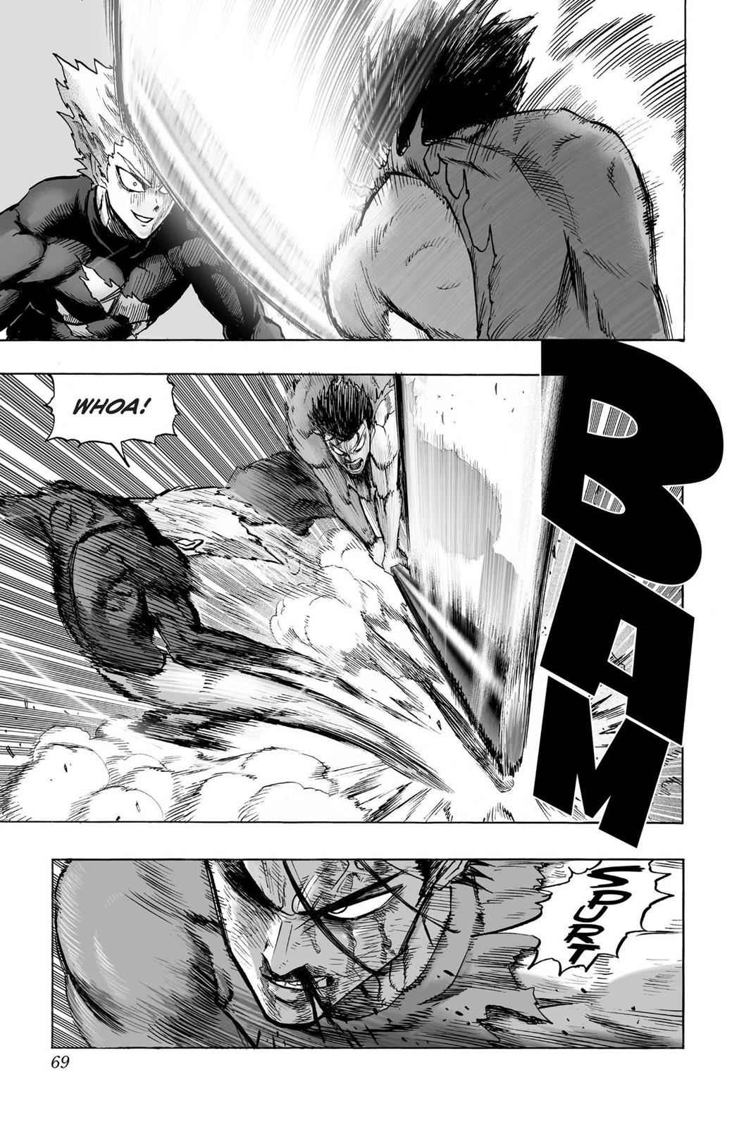 One-Punch Man Chapter 58 Page 32