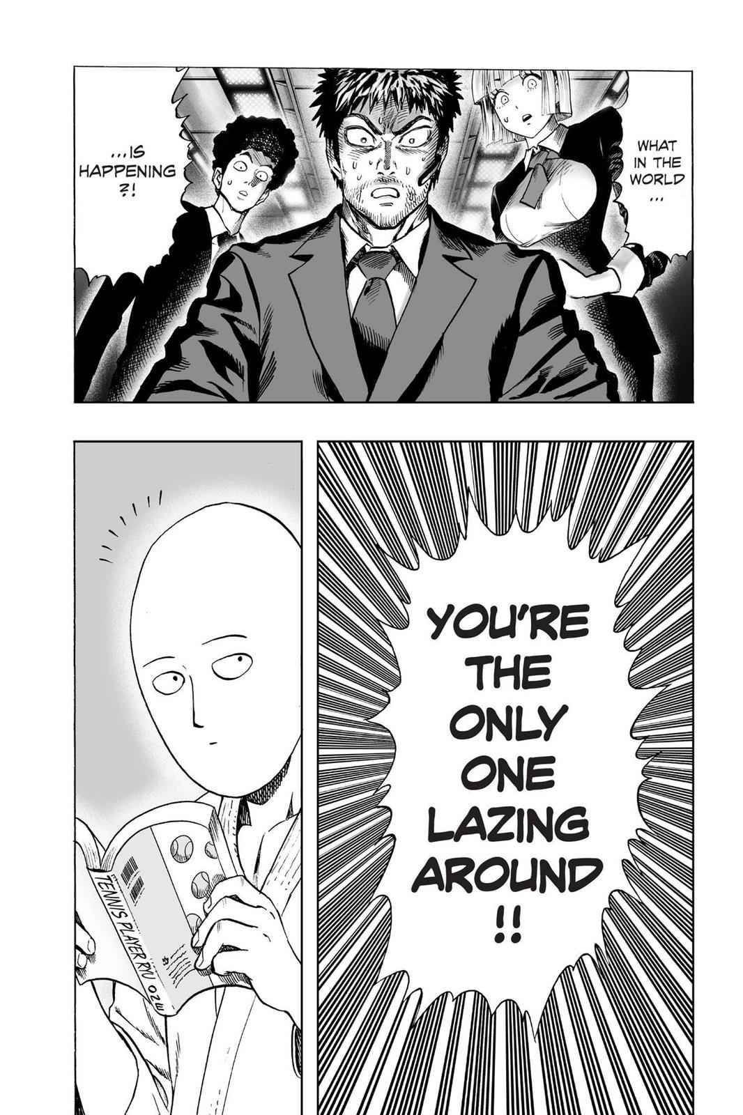 One-Punch Man Chapter 59 Page 26