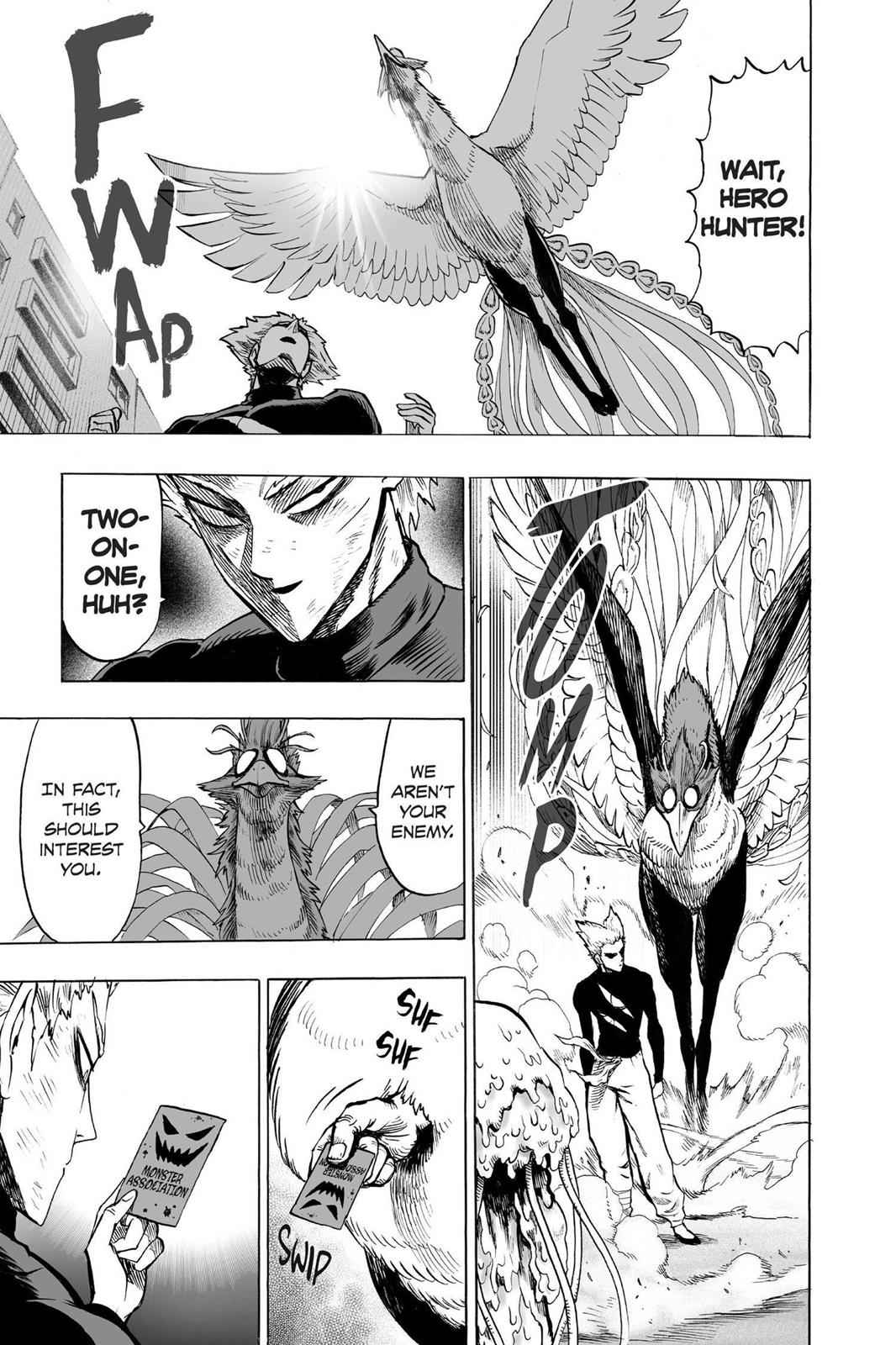 One-Punch Man Chapter 59 Page 7
