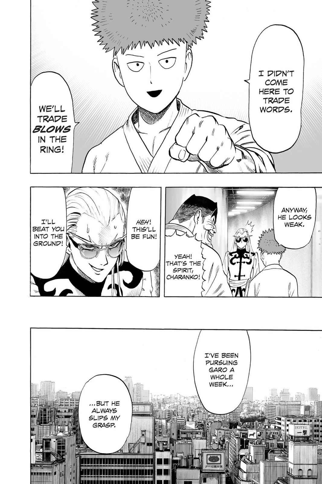 One-Punch Man Chapter 60 Page 18