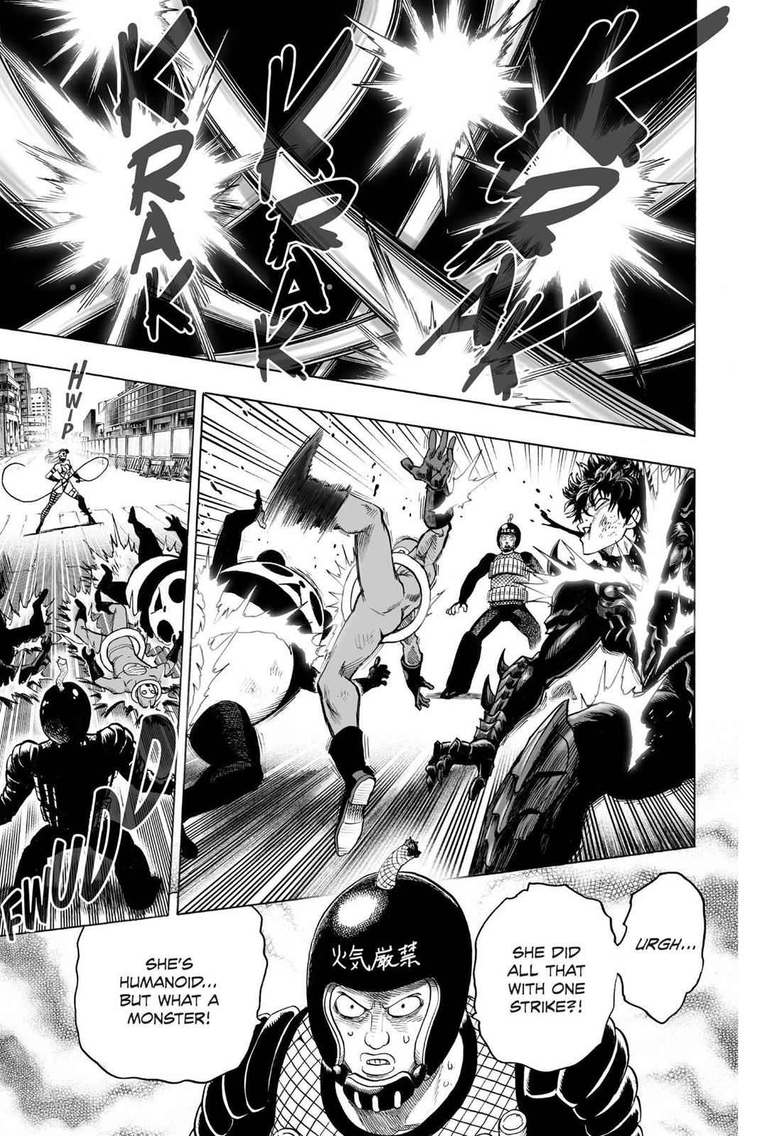 One-Punch Man Chapter 61 Page 3