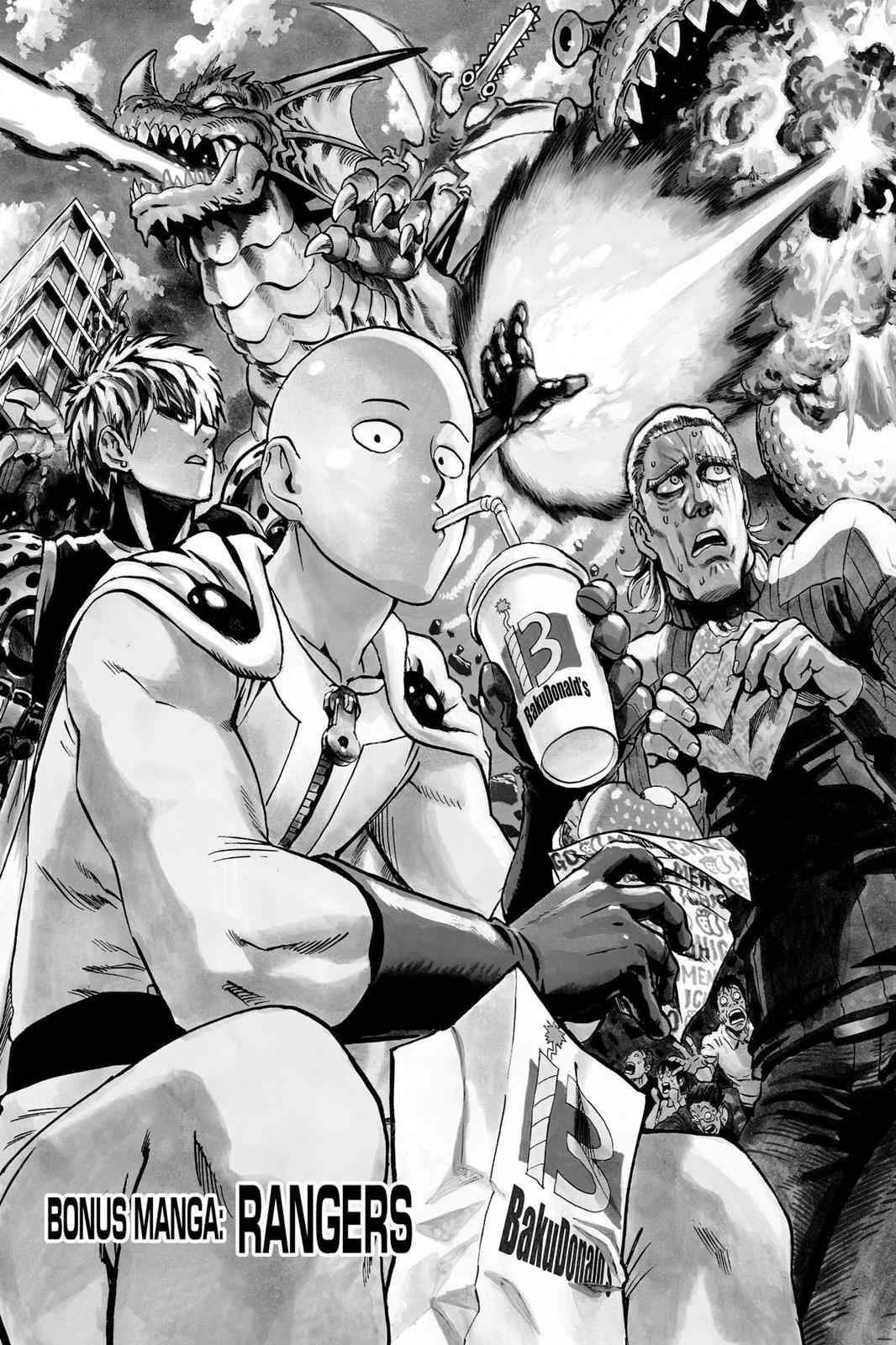 One-Punch Man Chapter 61.5 Page 1