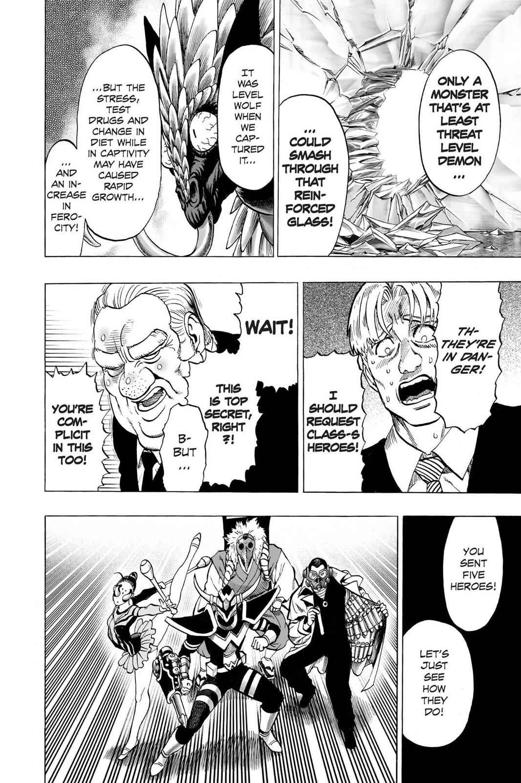 One-Punch Man Chapter 61.5 Page 17