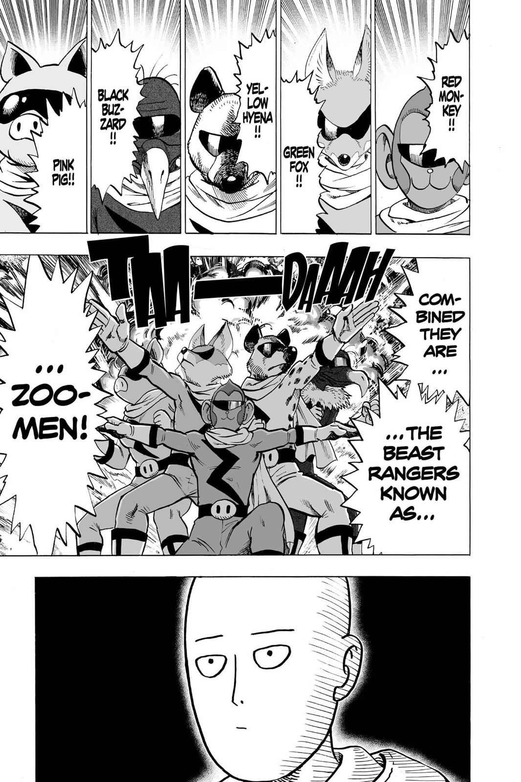 One-Punch Man Chapter 61.5 Page 2