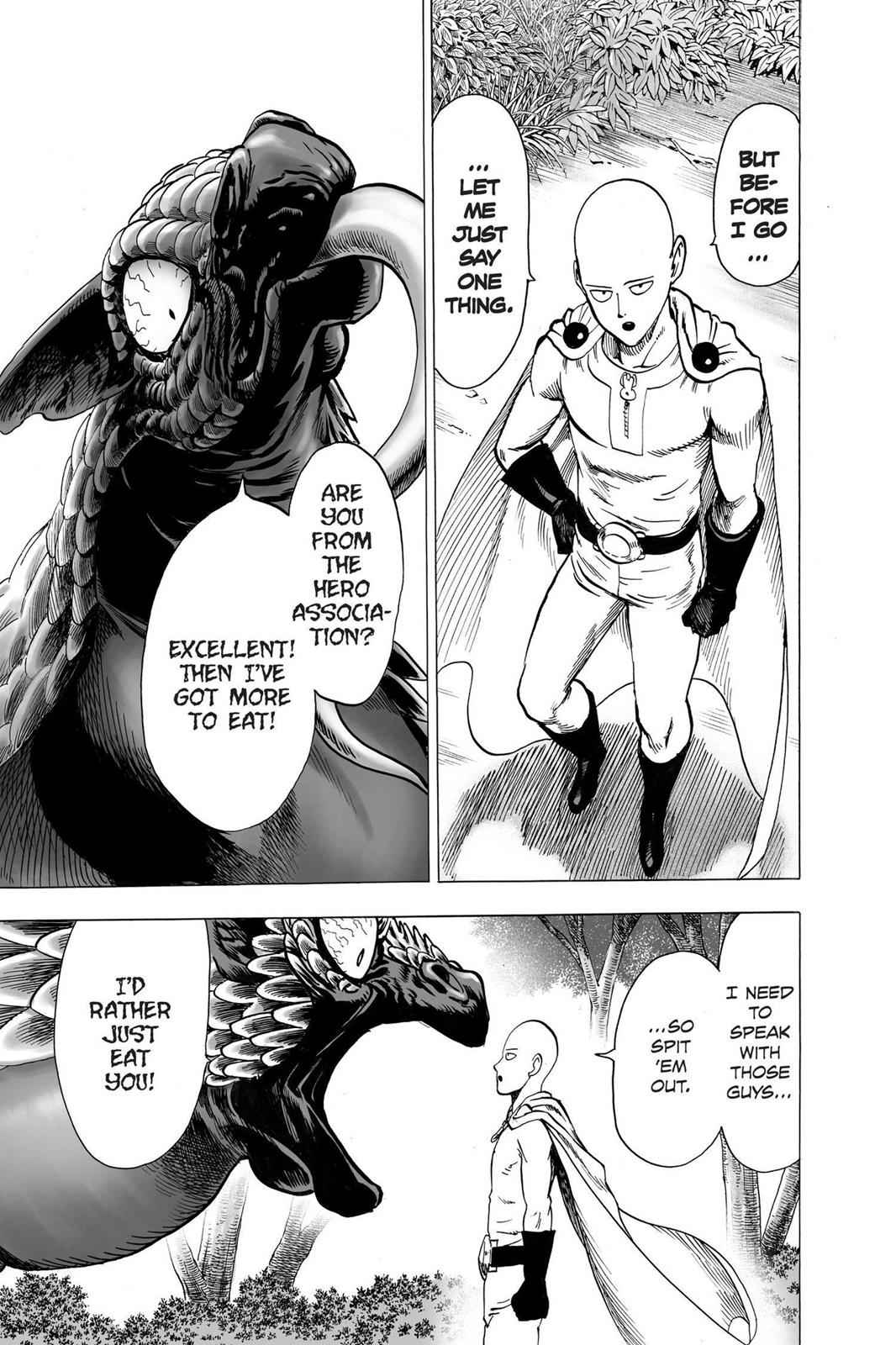 One-Punch Man Chapter 61.5 Page 23