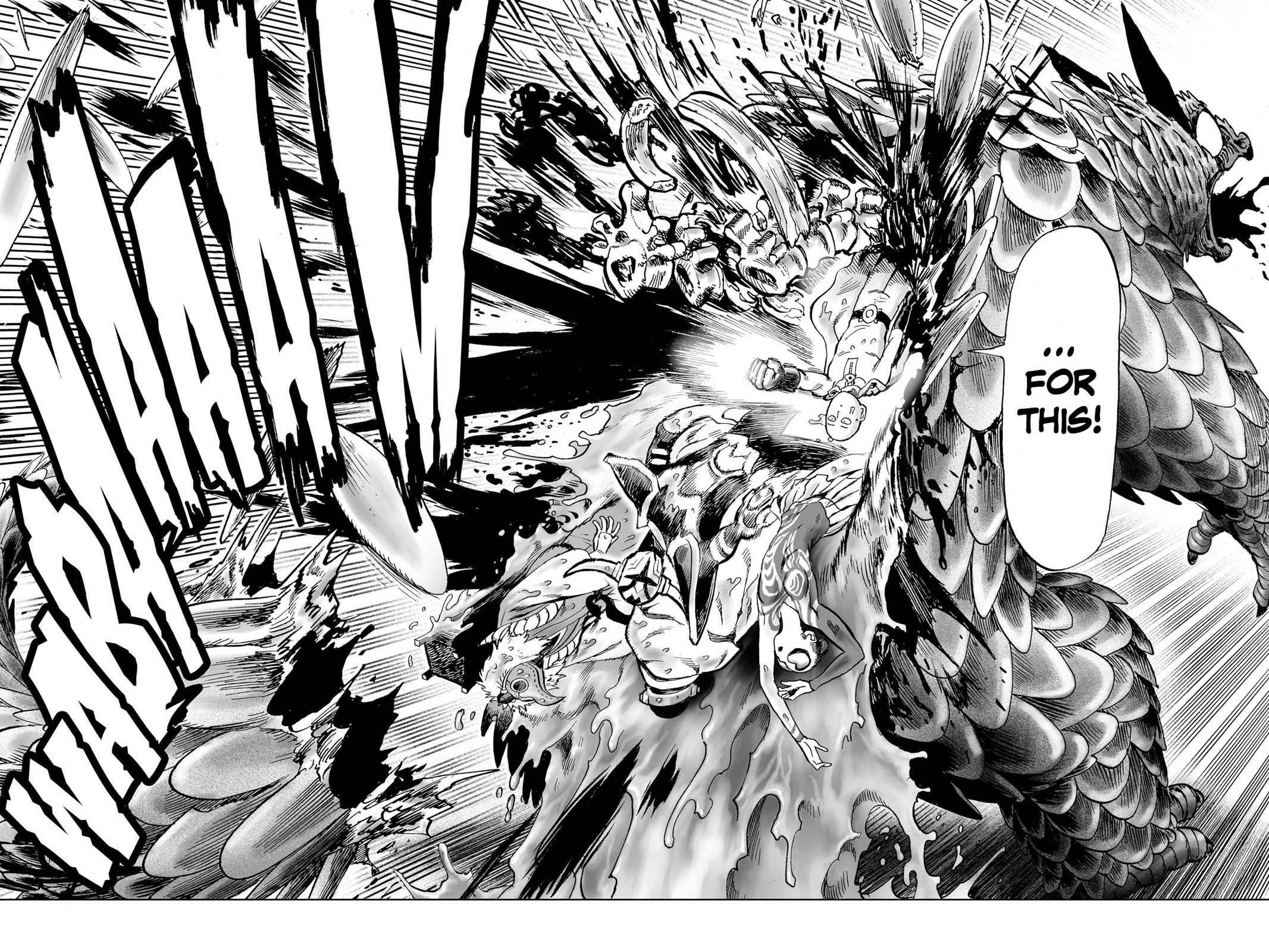 One-Punch Man Chapter 61.5 Page 26