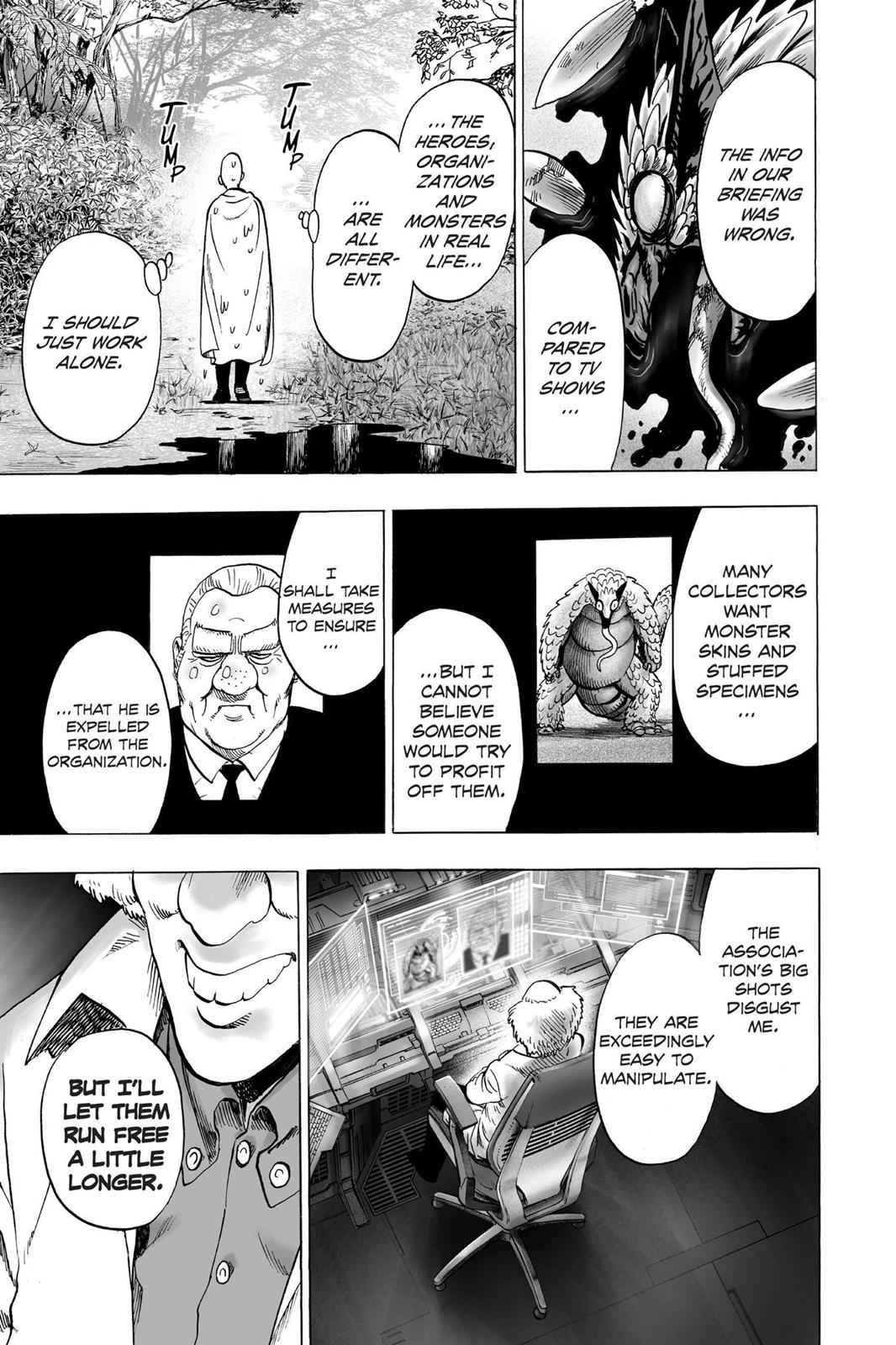 One-Punch Man Chapter 61.5 Page 28