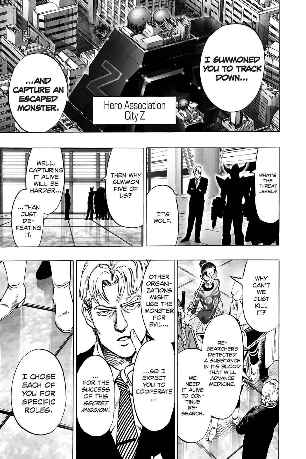 One-Punch Man Chapter 61.5 Page 6