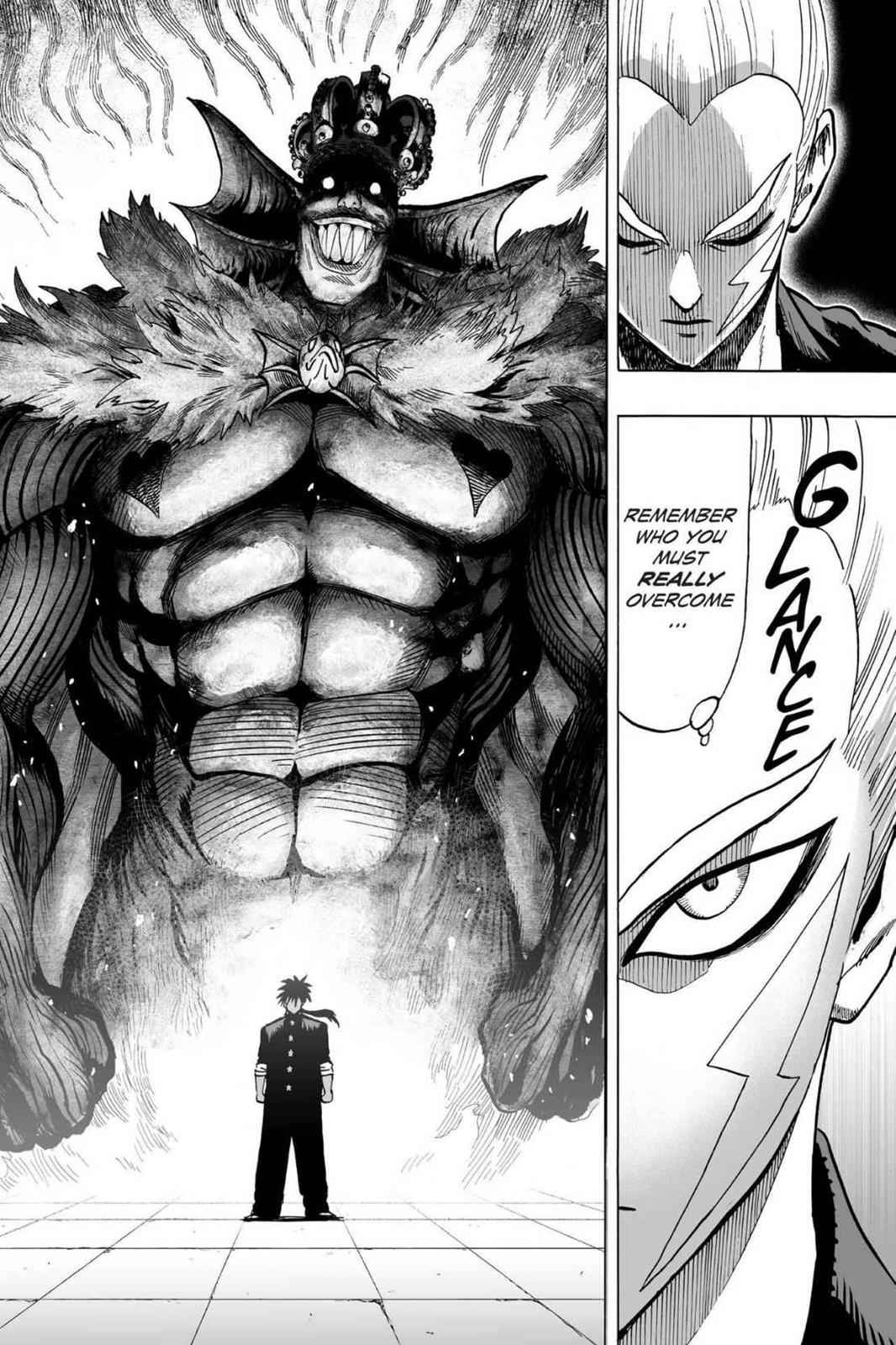 One-Punch Man Chapter 62 Page 12