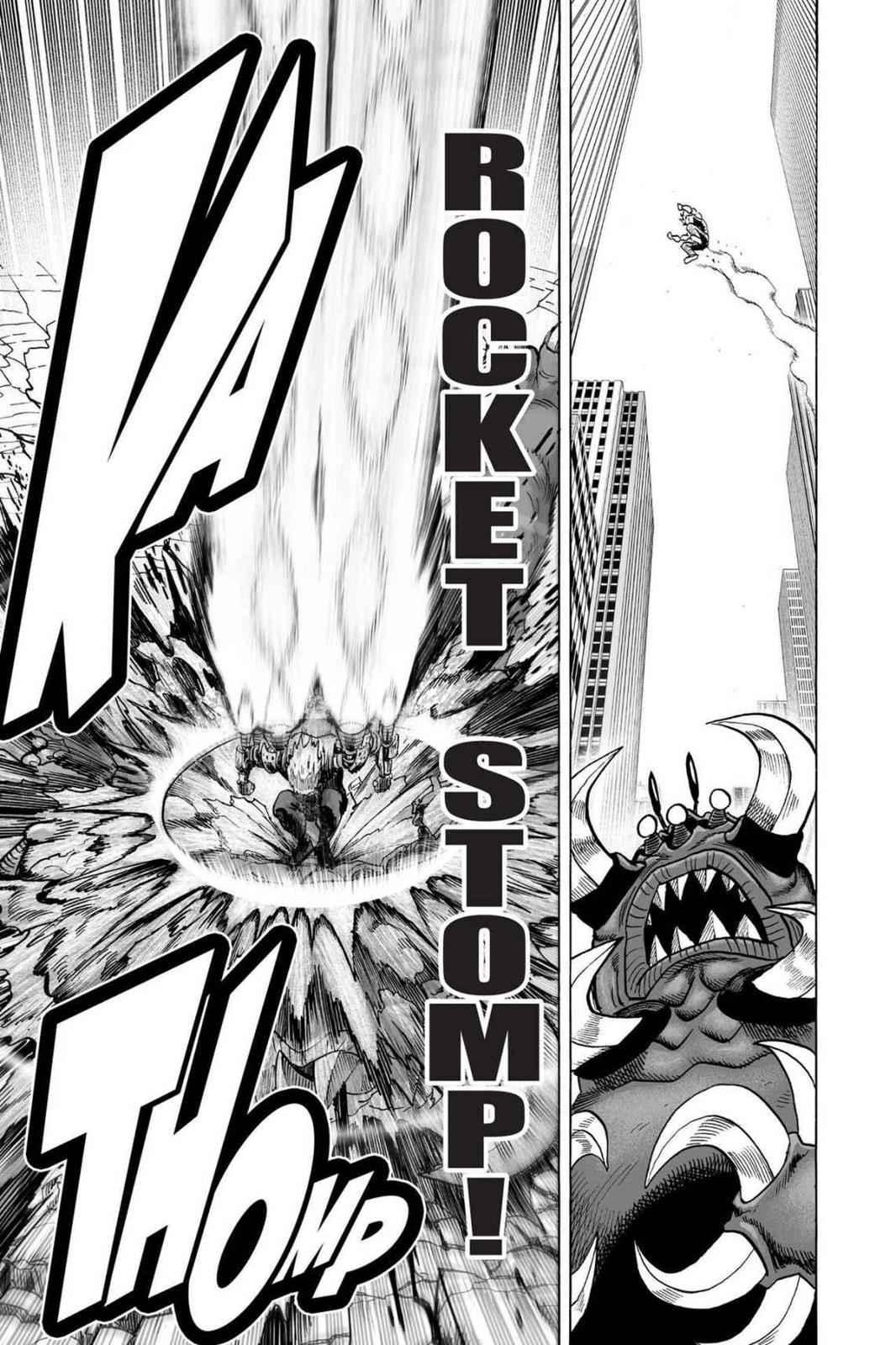 One-Punch Man Chapter 63 Page 17