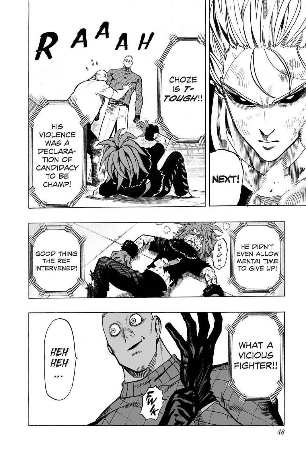 One-Punch Man Chapter 63 Page 18