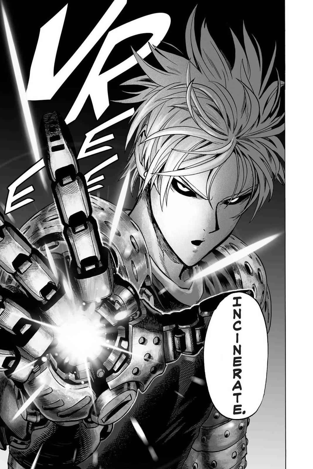 One-Punch Man Chapter 63 Page 8