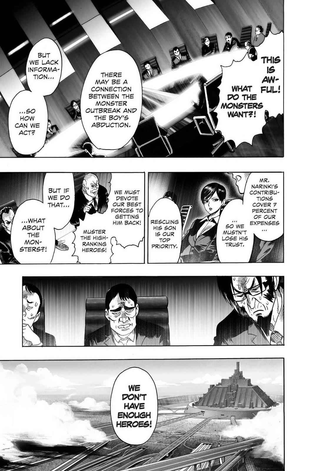 One-Punch Man Chapter 64 Page 12