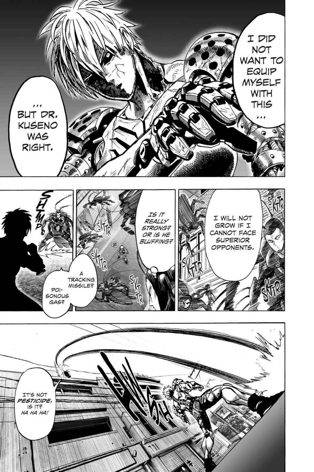 One-Punch Man Chapter 64 Page 20