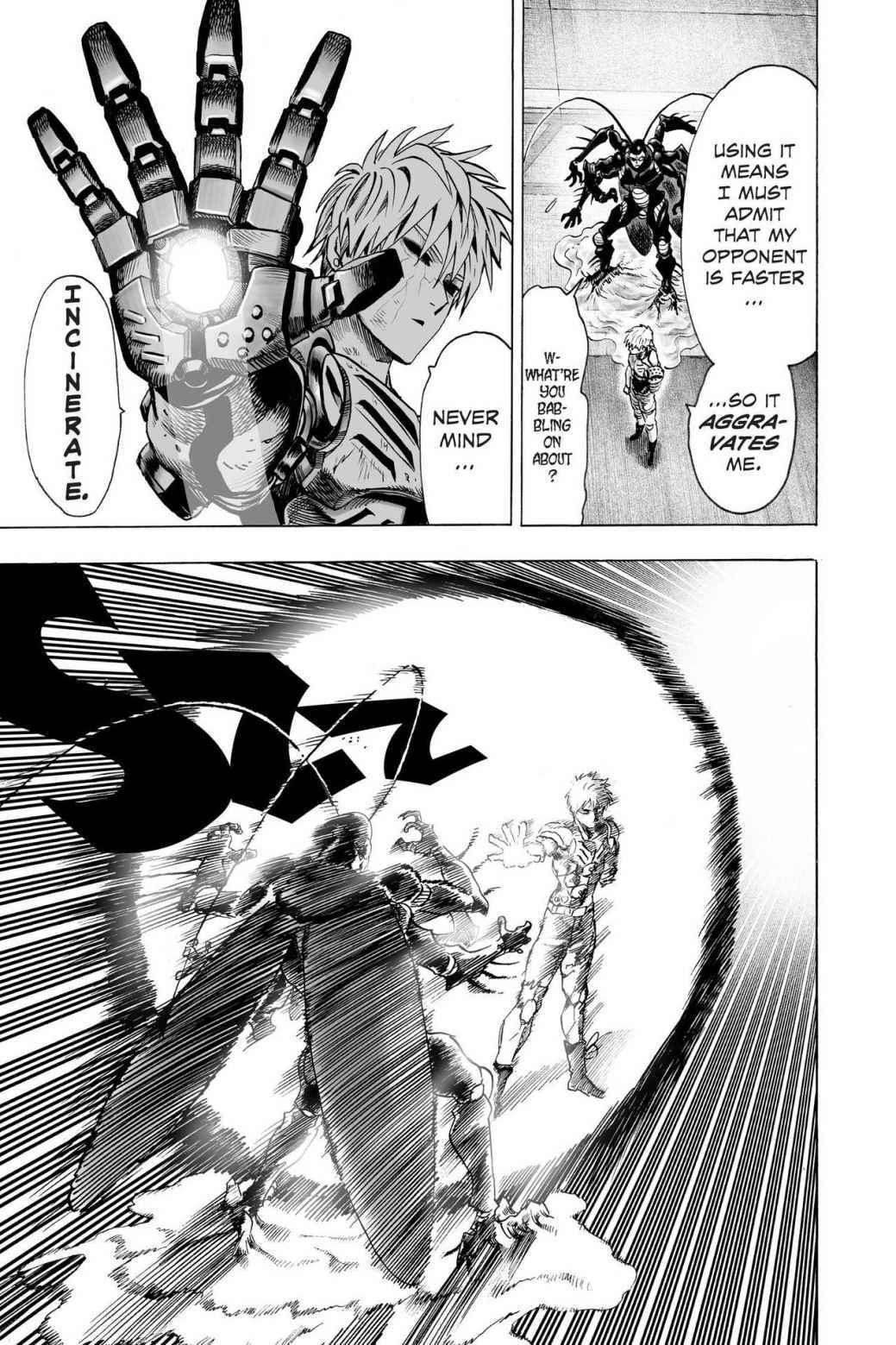 One-Punch Man Chapter 64 Page 24