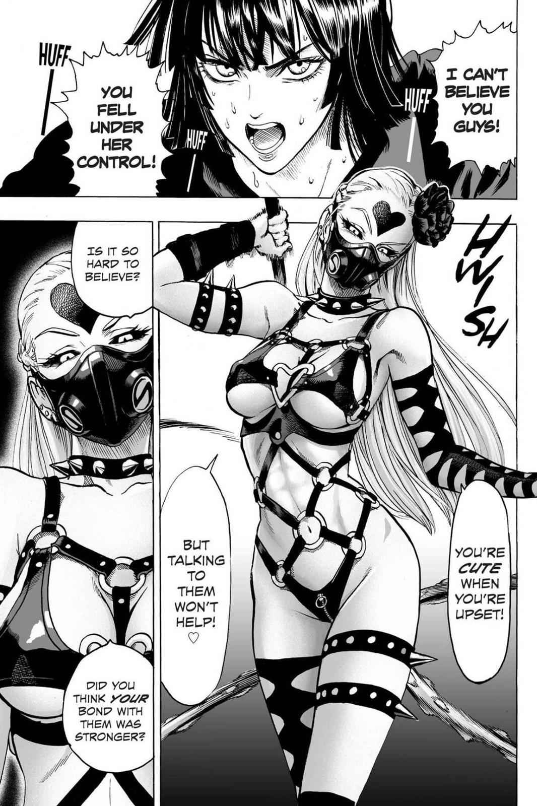 One-Punch Man Chapter 64 Page 28