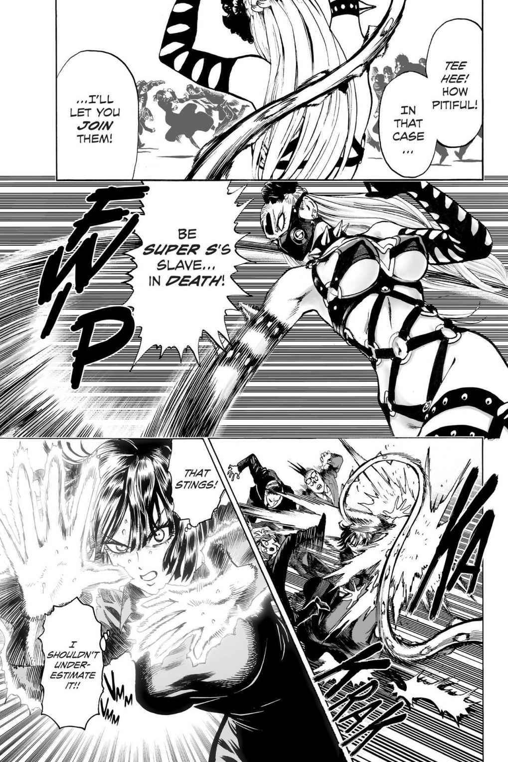 One-Punch Man Chapter 64 Page 30