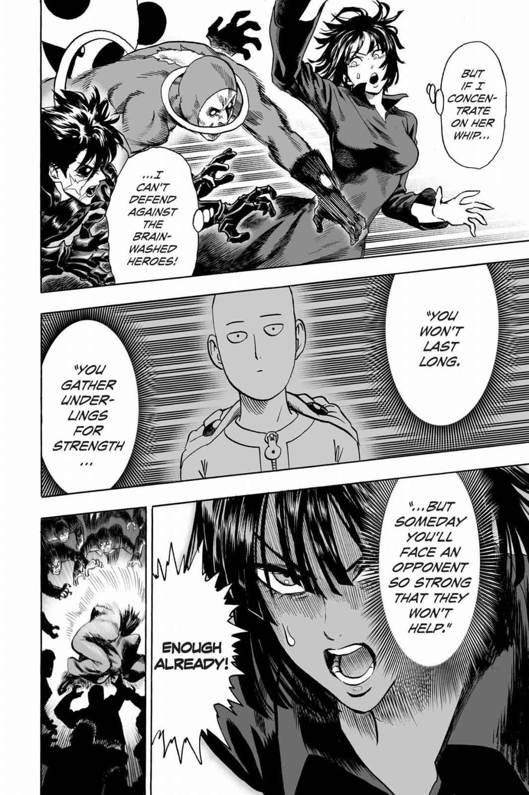 One-Punch Man Chapter 64 Page 31