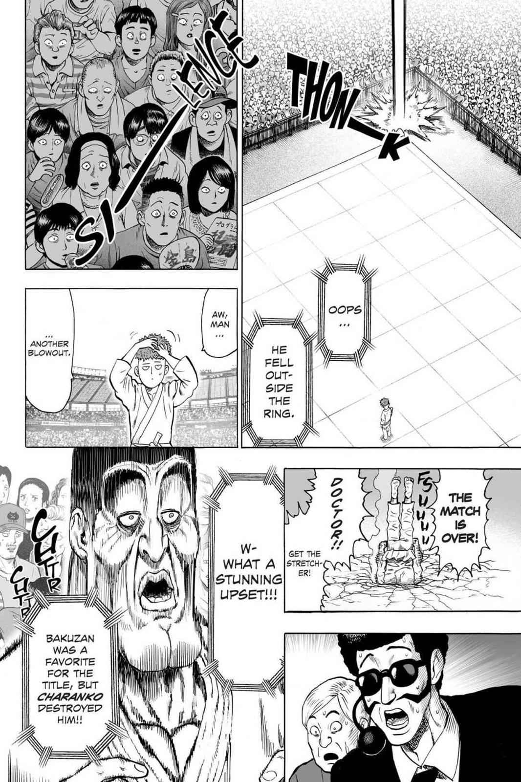 One-Punch Man Chapter 64 Page 7