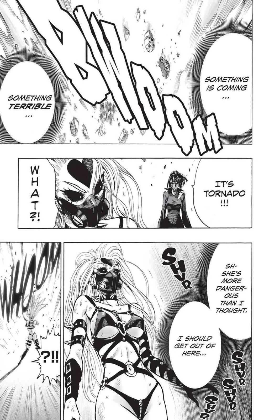One-Punch Man Chapter 65 Page 17