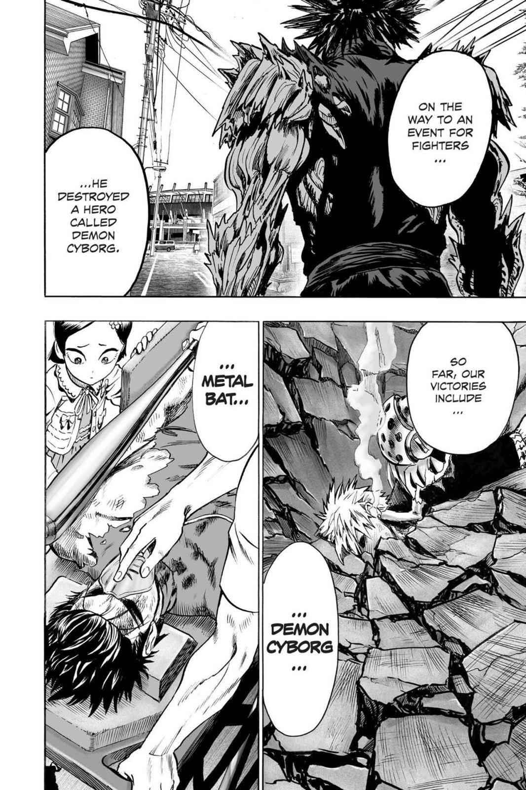 One-Punch Man Chapter 66 Page 23