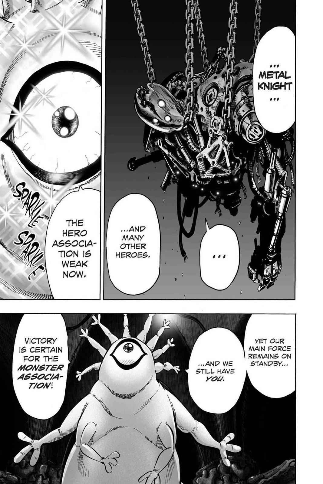One-Punch Man Chapter 66 Page 24