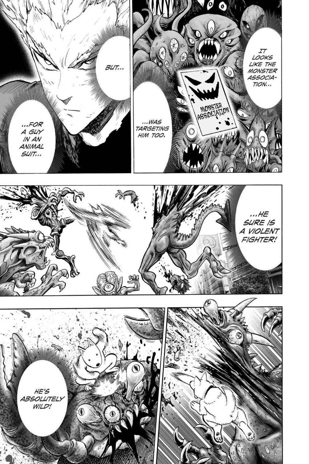 One-Punch Man Chapter 67 Page 27