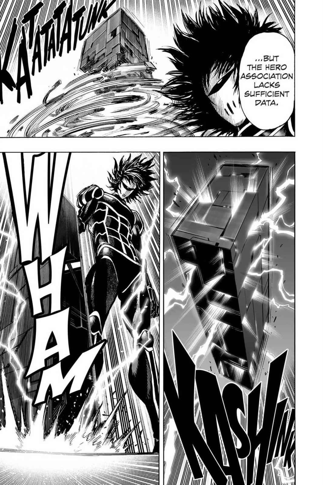 One-Punch Man Chapter 67 Page 9