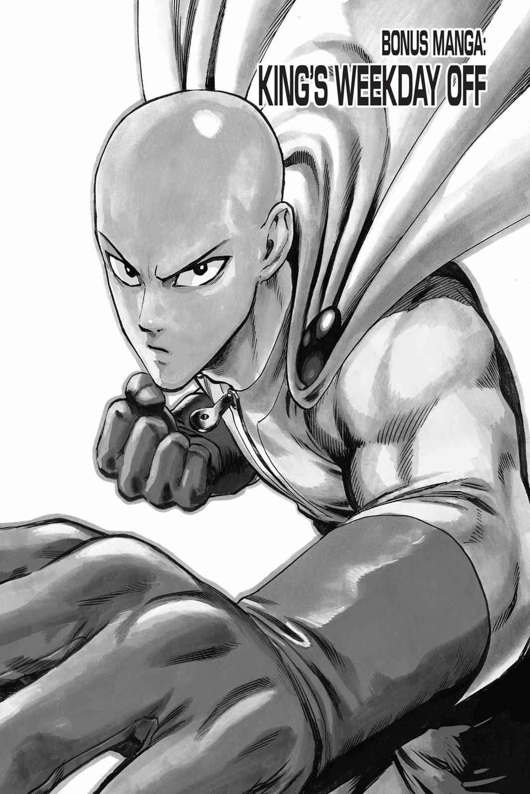 One-Punch Man Chapter 67.5 Page 1