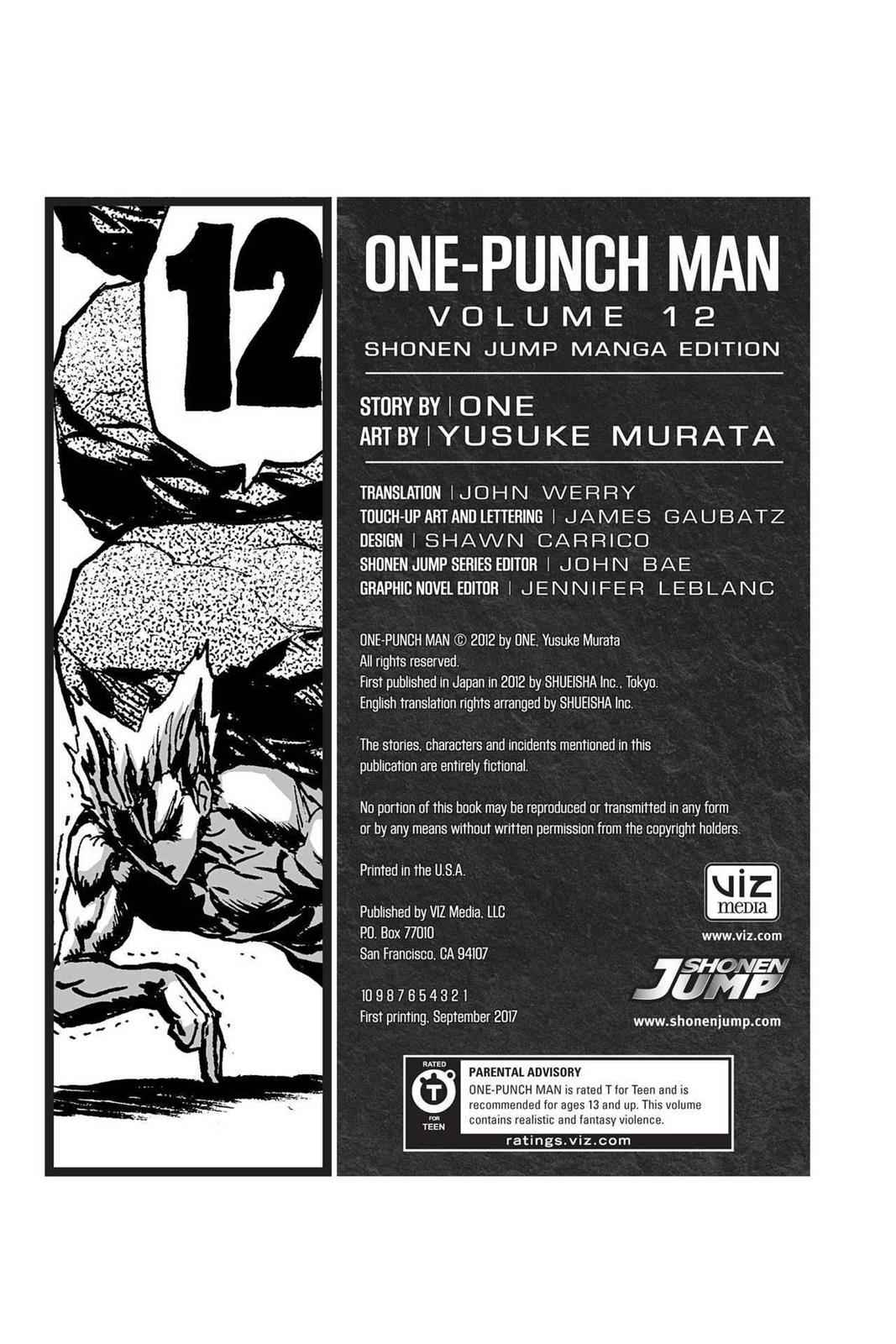 One-Punch Man Chapter 67.5 Page 20