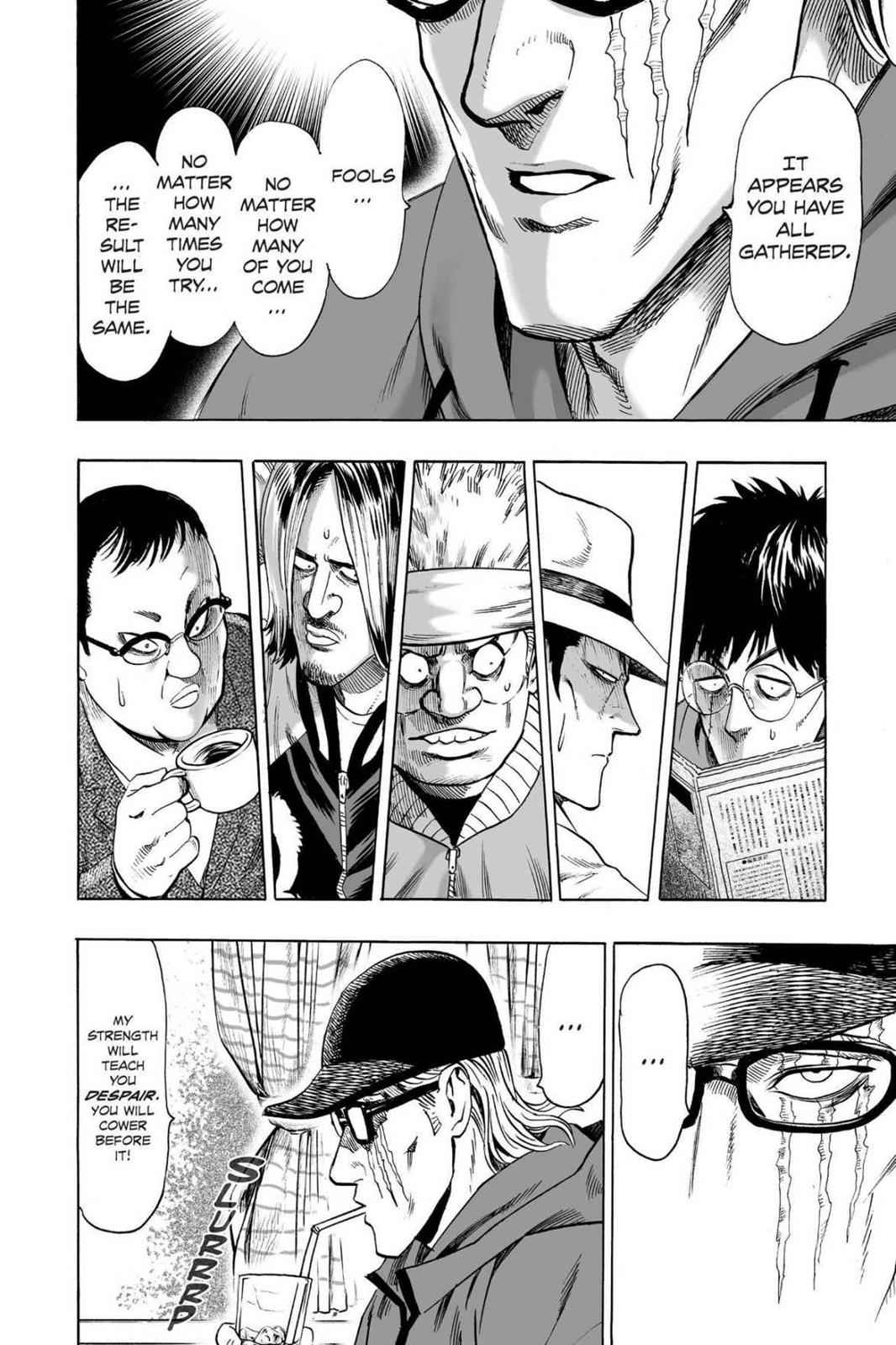 One-Punch Man Chapter 67.5 Page 5