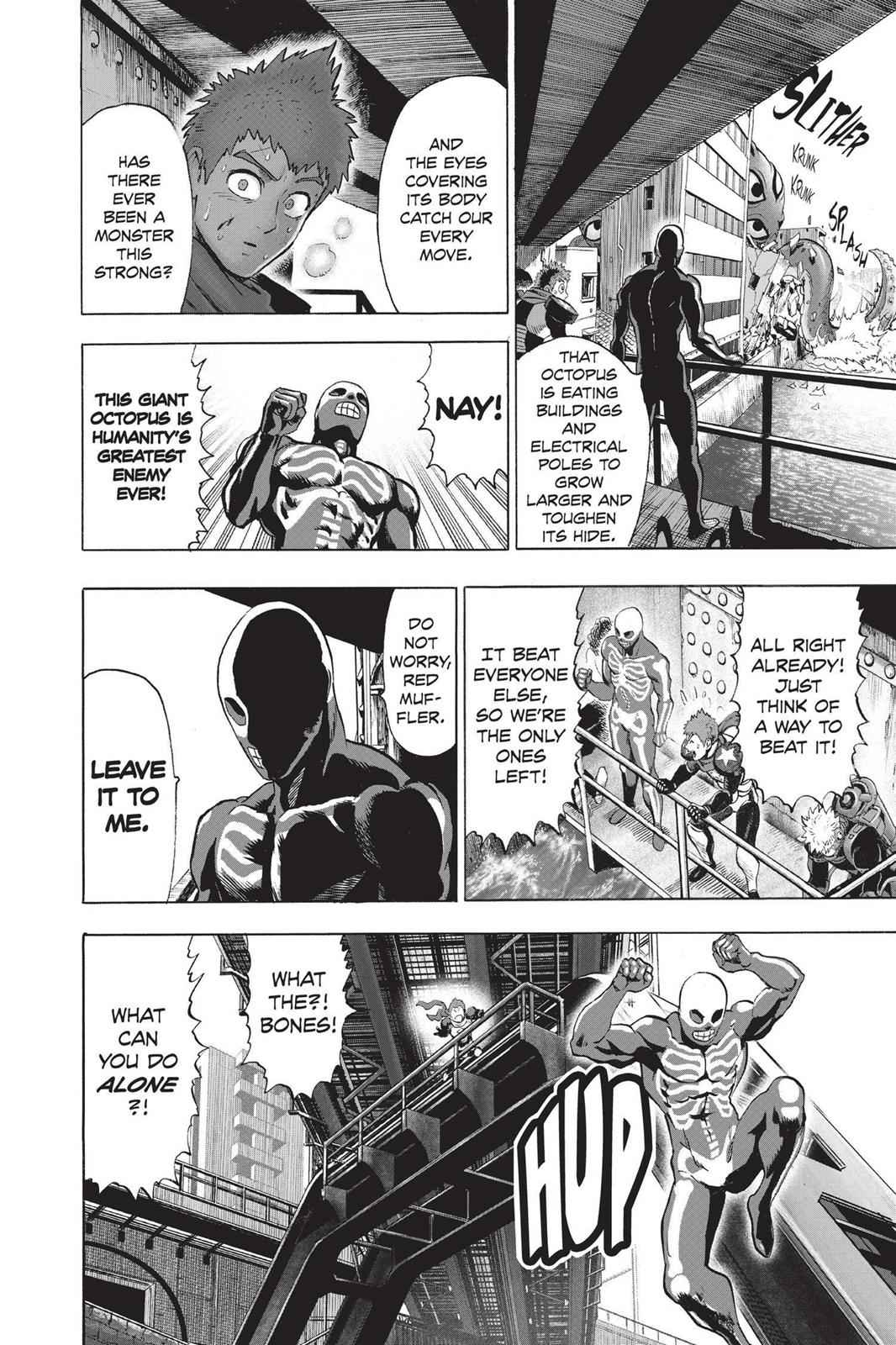 One-Punch Man Chapter 68 Page 13