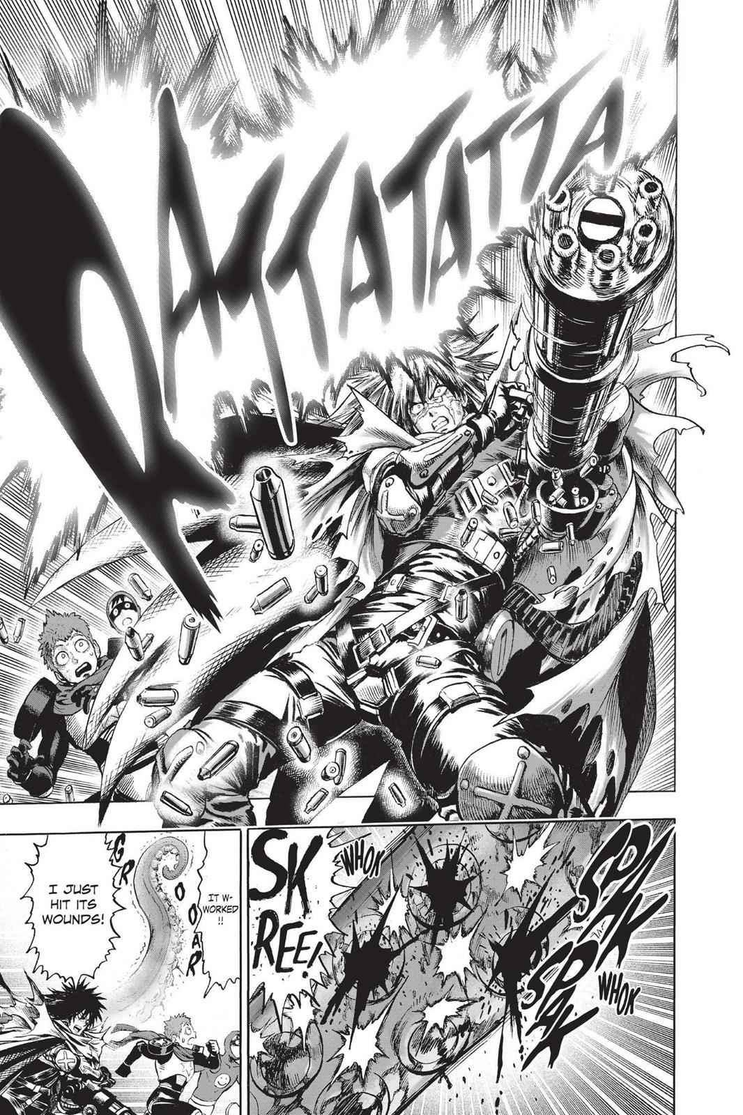 One-Punch Man Chapter 68 Page 33