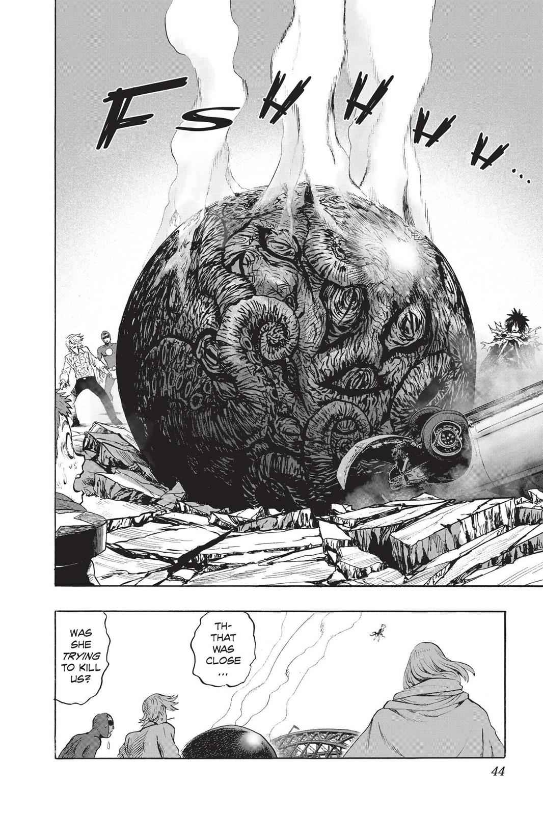 One-Punch Man Chapter 68 Page 42