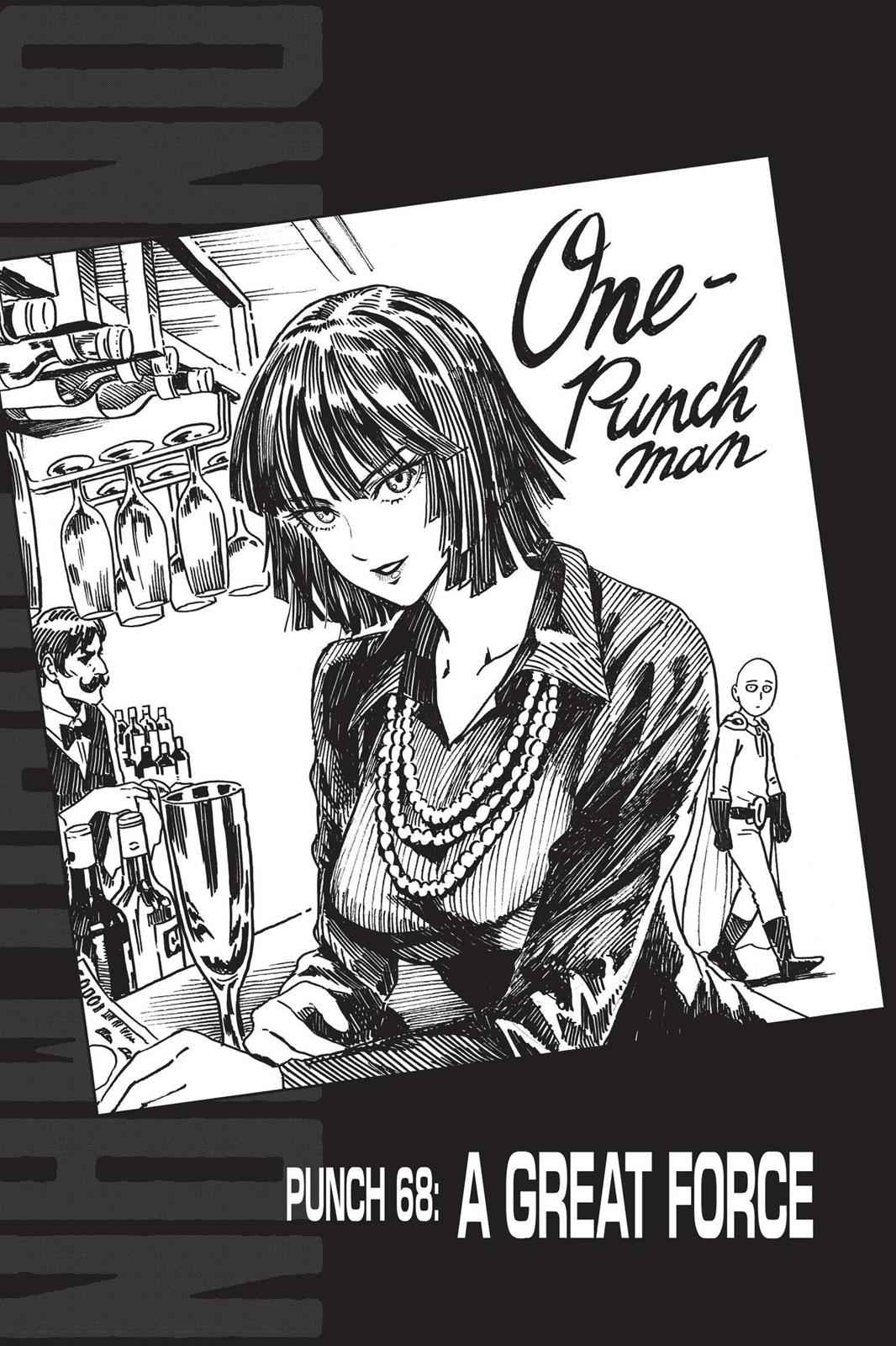One-Punch Man Chapter 68 Page 8