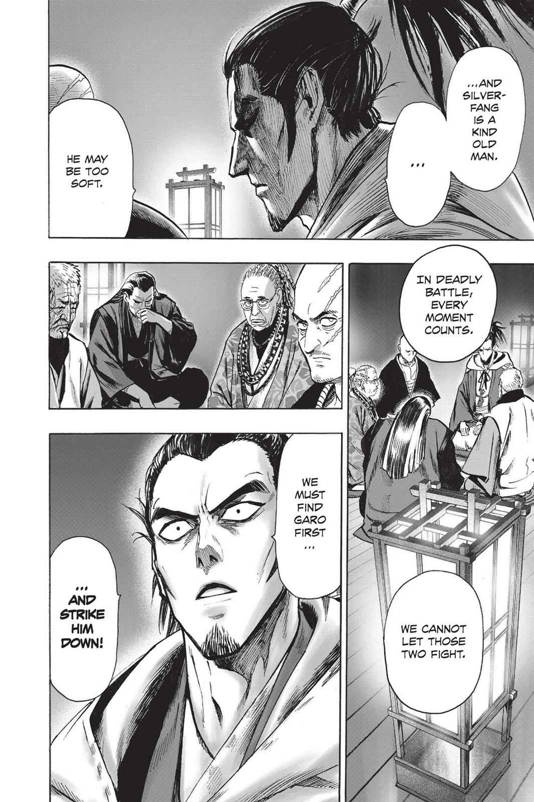 One-Punch Man Chapter 69 Page 10