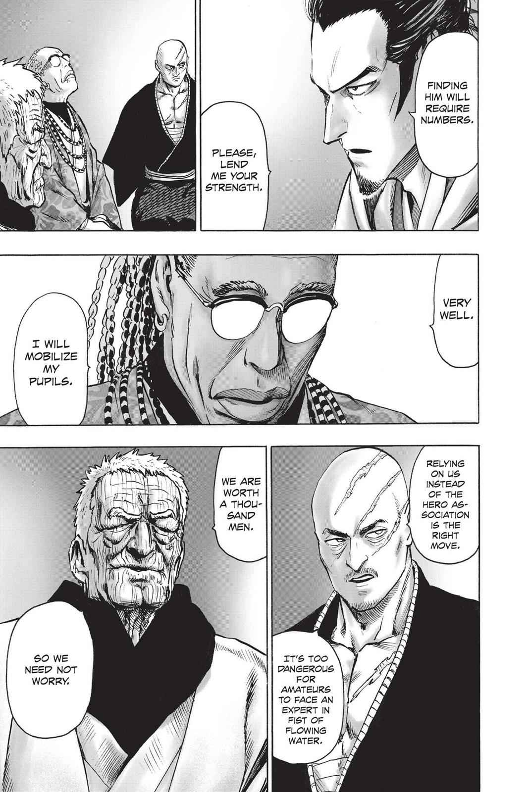 One-Punch Man Chapter 69 Page 11