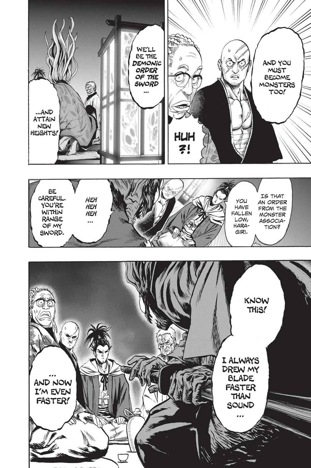 One-Punch Man Chapter 69 Page 20