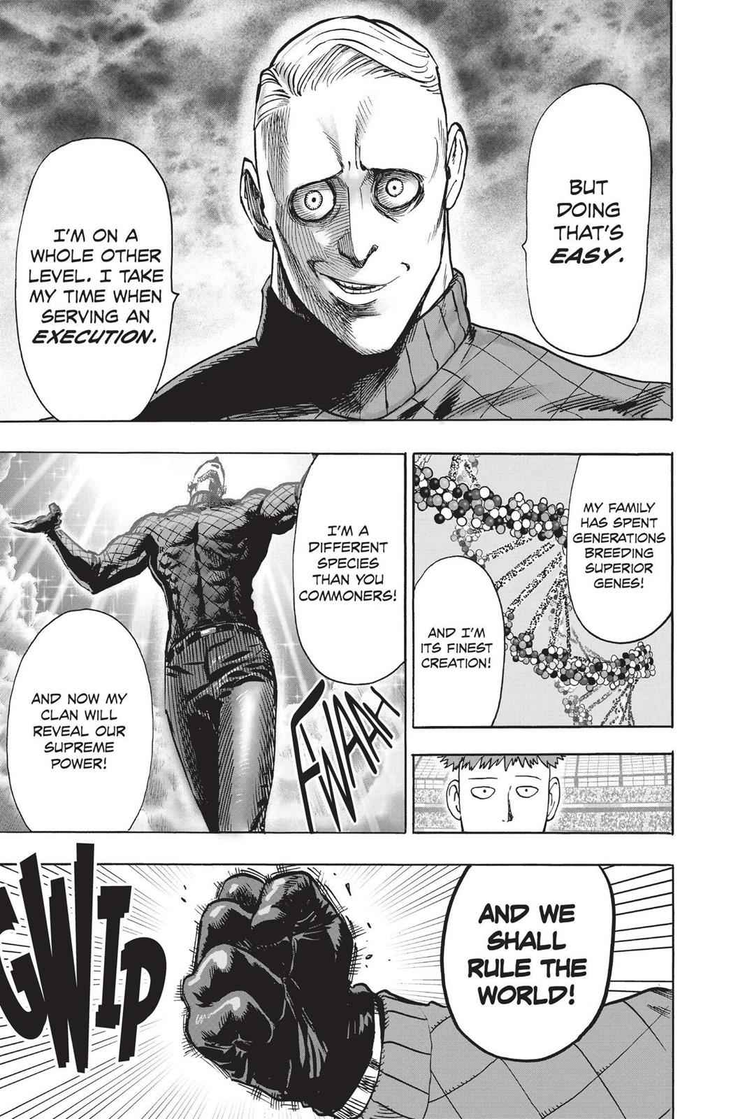One-Punch Man Chapter 69 Page 34