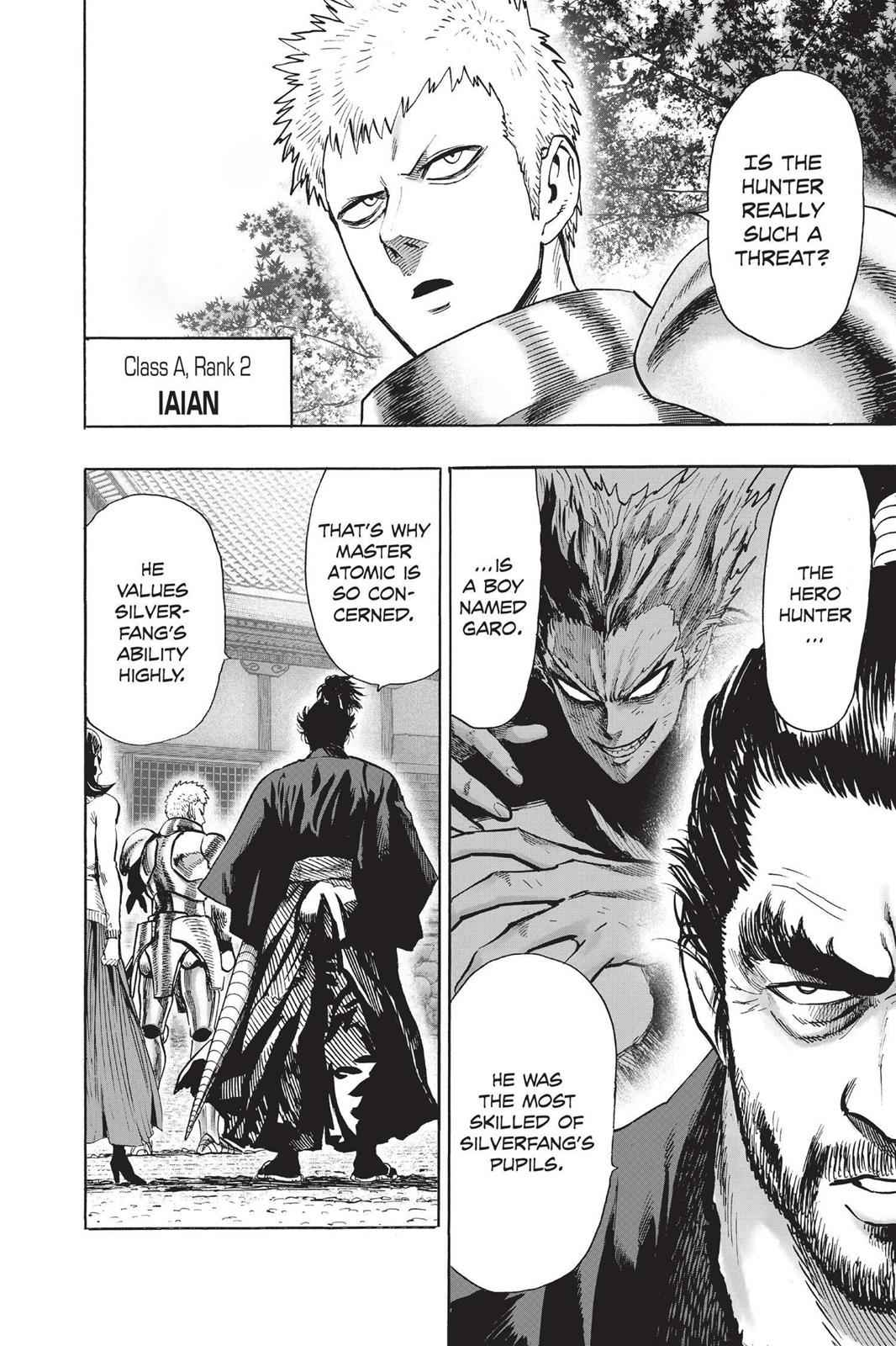 One-Punch Man Chapter 69 Page 4