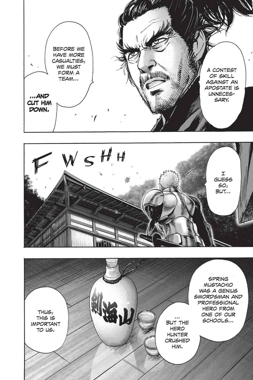 One-Punch Man Chapter 69 Page 6