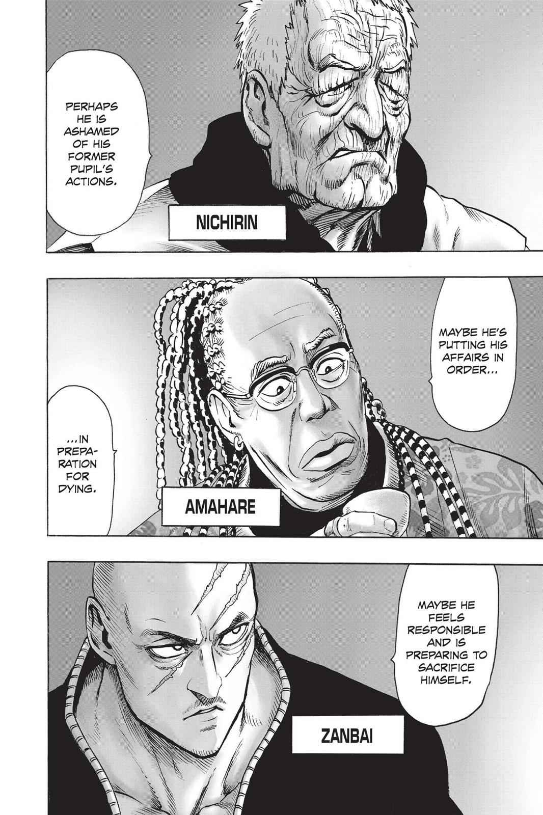 One-Punch Man Chapter 69 Page 8