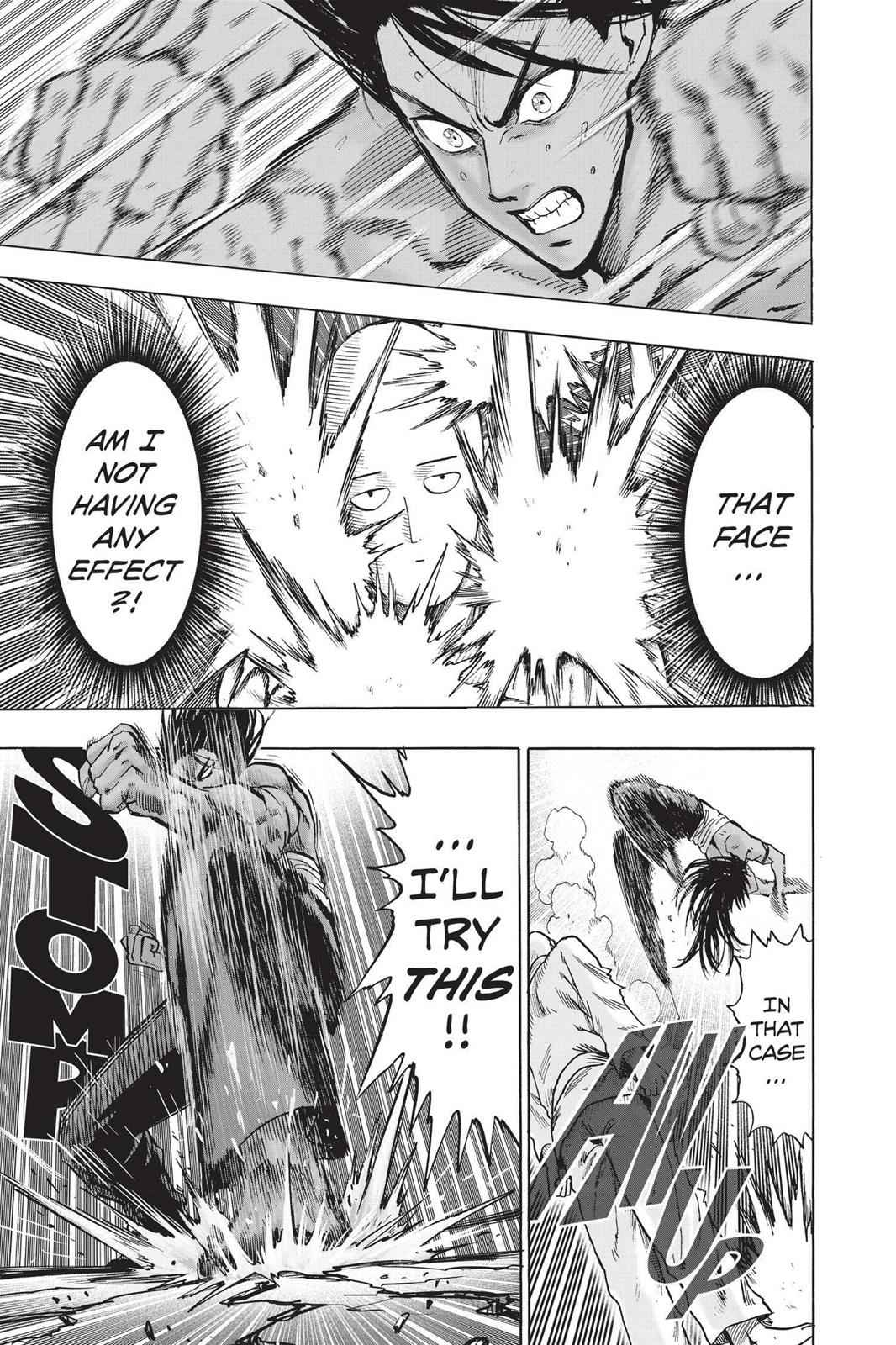 One-Punch Man Chapter 71 Page 21