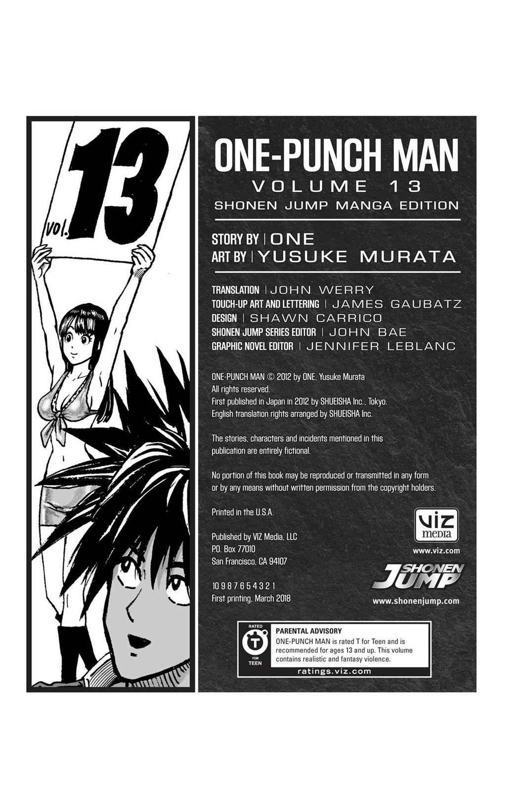 One-Punch Man Chapter 71.5 Page 16