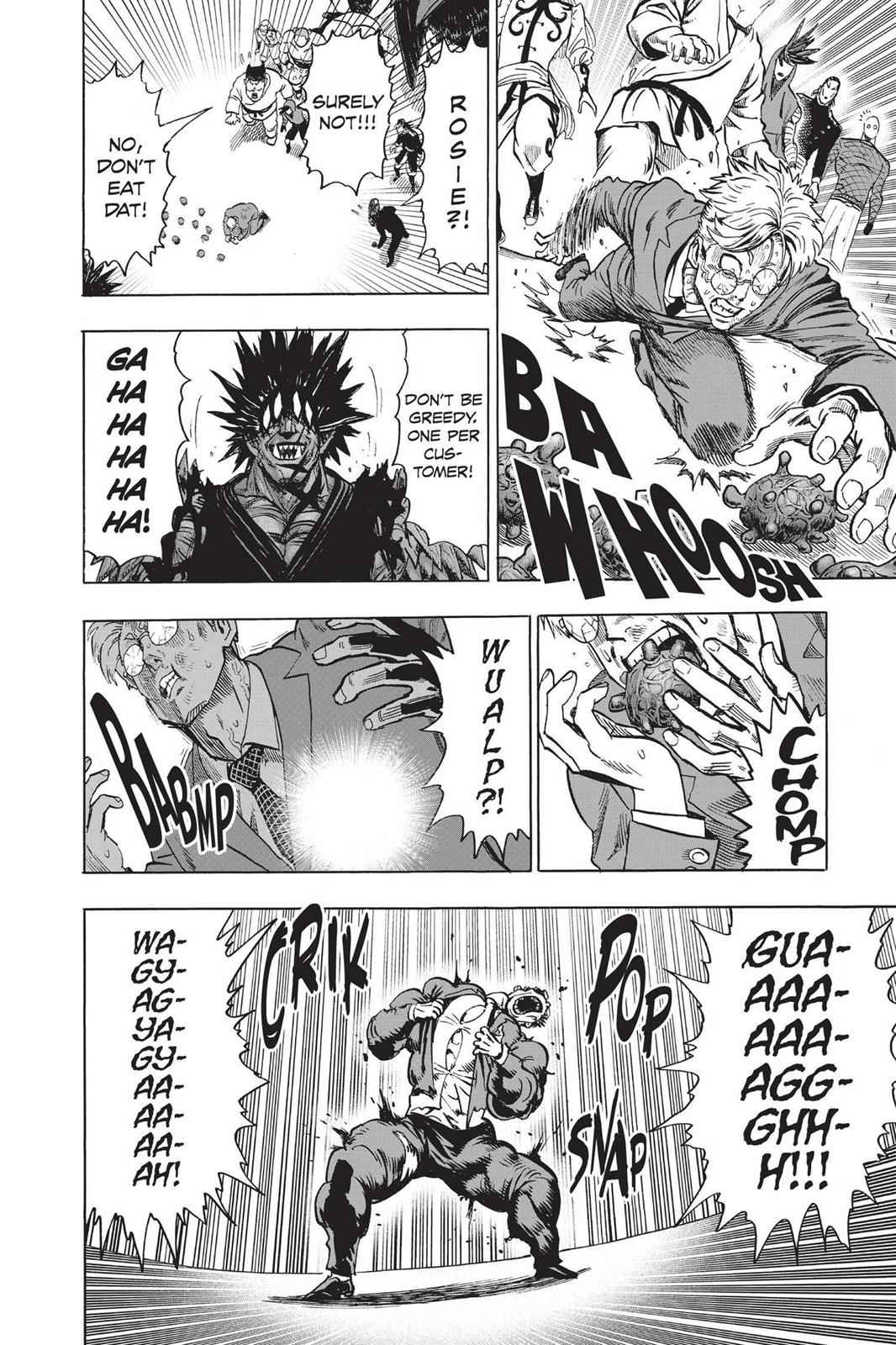 One-Punch Man Chapter 72 Page 20