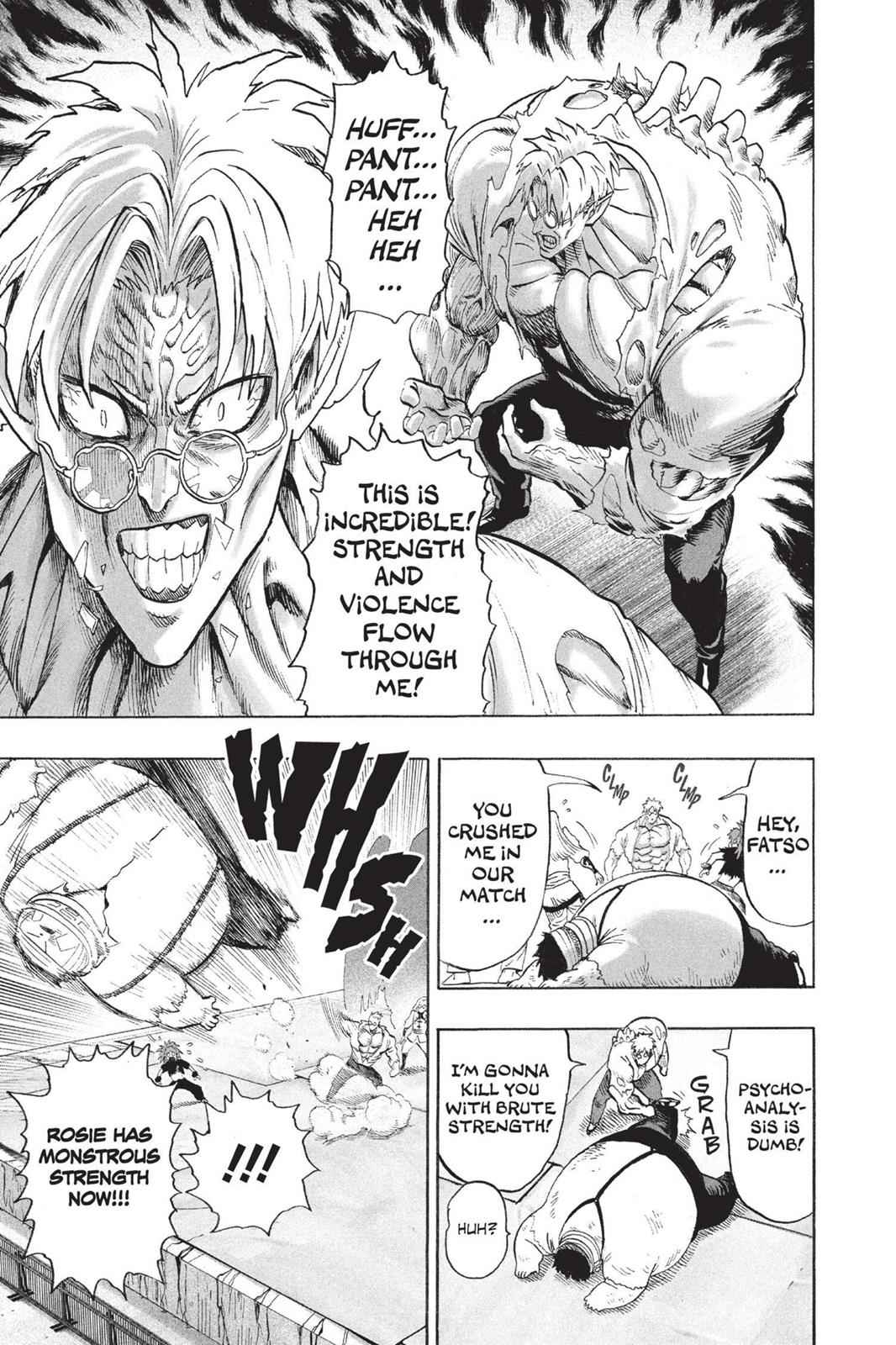 One-Punch Man Chapter 72 Page 21