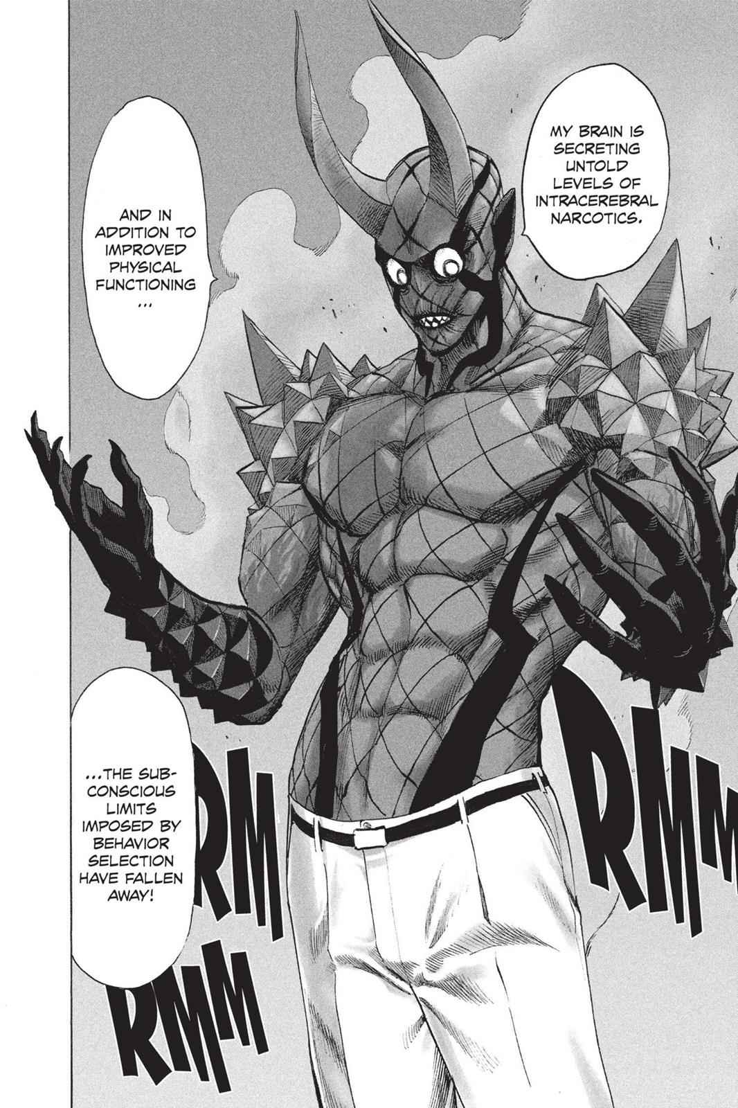One-Punch Man Chapter 72 Page 24