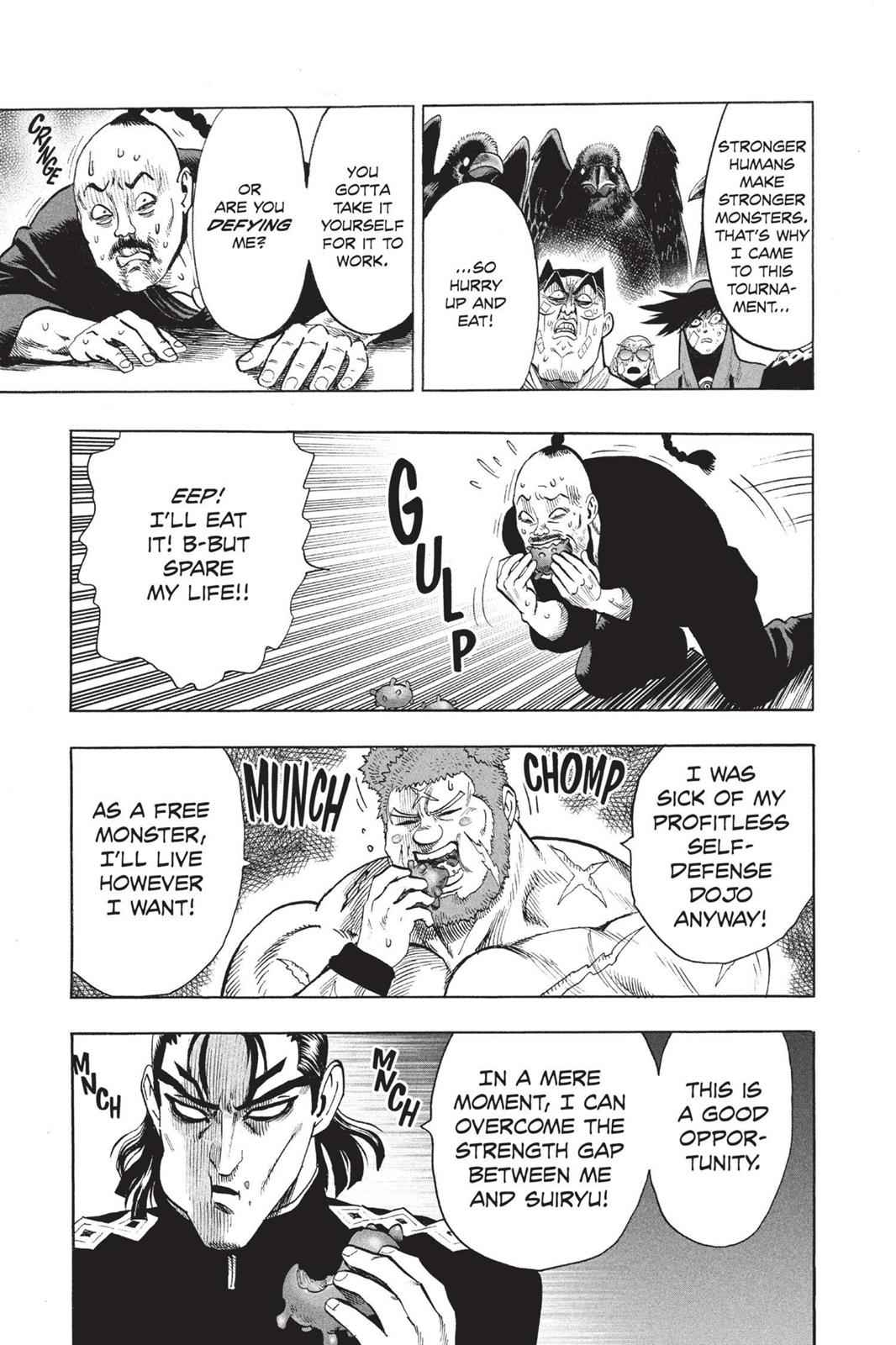 One-Punch Man Chapter 72 Page 27