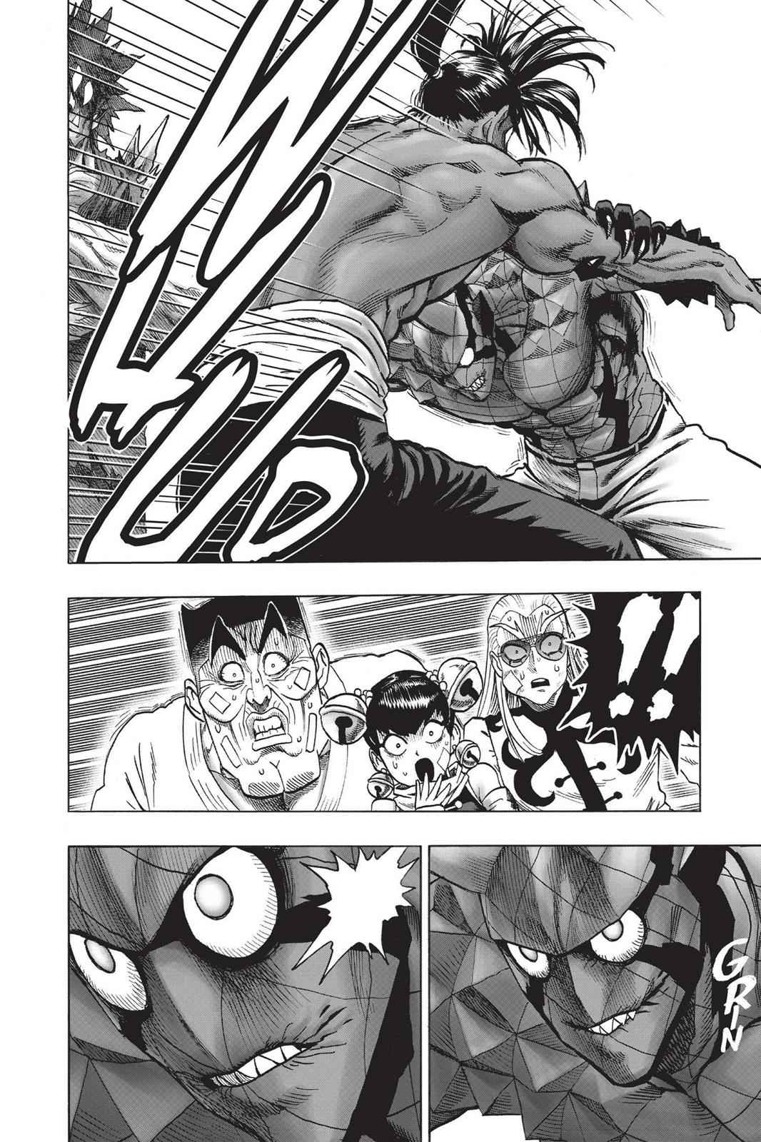 One-Punch Man Chapter 72 Page 42